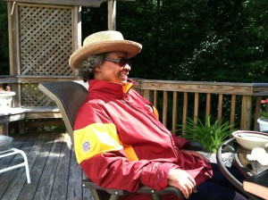 Washington Redskins Fan #1
