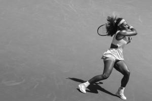 Serena Williams [Courtesy: www.flickr.com] sports tennis
