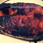 Chef Lo's Black Salmon! lunch ideas healthyeating healthyeats
