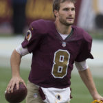 Redskins QB Kirk Cousins [Photo Courtesy: www.flickr.com] sports washington redskins brendaslunch