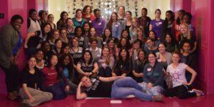 [Photo Courtesy: Women Who Code Startup Hackathon]