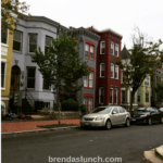 Historic Rowhouses in Washington DC real estate rowhouse rowhouses million dollar rowhouses finance residential real estate
