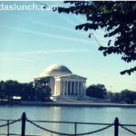 Jefferson Memorial - Washington DC brendaslunch politics sightseeing tourist tourists